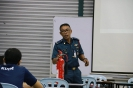 Prevention and Fire Safety Course at FK KUIM